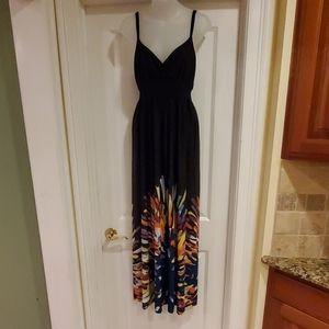 Bailey Blue Maxi Dress